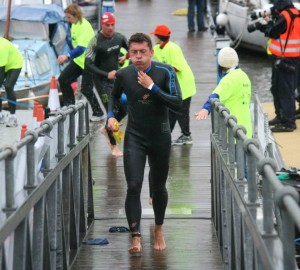 Conor Devine, MS athlete and activist from Northern Ireland